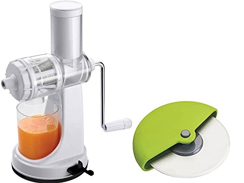 Ganesh Juicer with FREE Pizza Cutter
