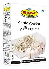 BHARAT MASALA Garlic Powder, 100 Grams
