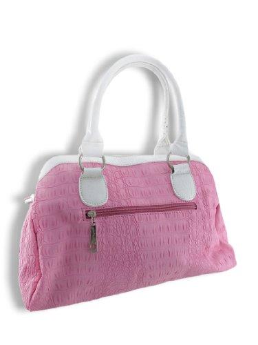 Things2Die4, Borsa a spalla donna Pink
