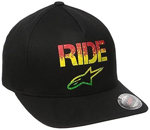 Alpinestars A/bonnet Ride interférométrie, Black, S/M, 1036–20cm