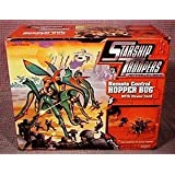 Starship Troopers Action Fleet, Remote Control Hopper Bug w/ Power Cord by Galoob