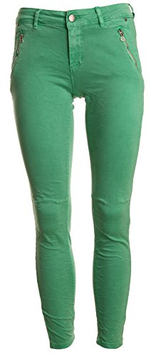 Basic.de -  Pantaloni  - Donna verde 42