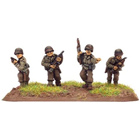 USA: Armored Recon Platoon by Flames of War