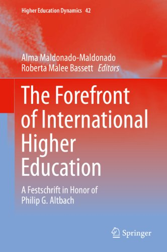 The Forefront of International Higher Education: A Festschrift in Honor of Philip G. Altbach: 42 (Higher Education Dynamics)