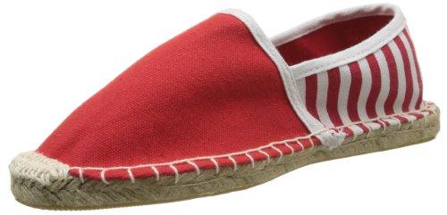 littlearth-espi-marin-e14igc028-alpargatas-de-tela-para-mujer-color-rojo-talla-36
