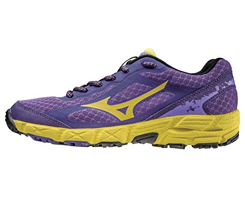Mizuno Wave Kien Women's Chaussure Course Trial - SS15 purple
