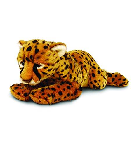 Ohren Braune Katze (Keel Toys 46cm Cheetah)