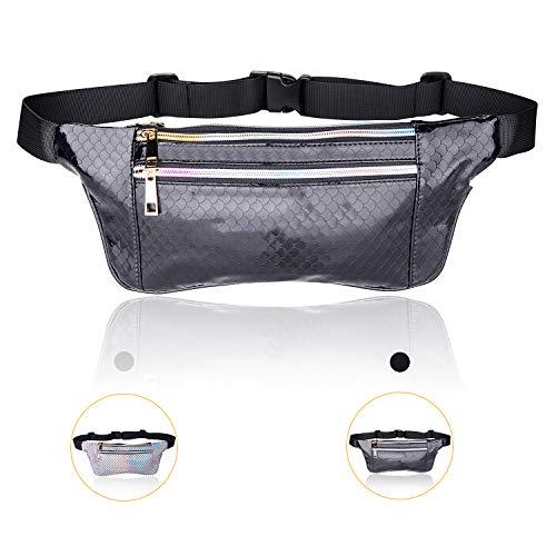 Bauchtaschen Freundlich Laser Fanny Pack Mode Mädchen Brief Druck Taille Tasche Mini Frauen Handtaschen Strand Schulter Tasche