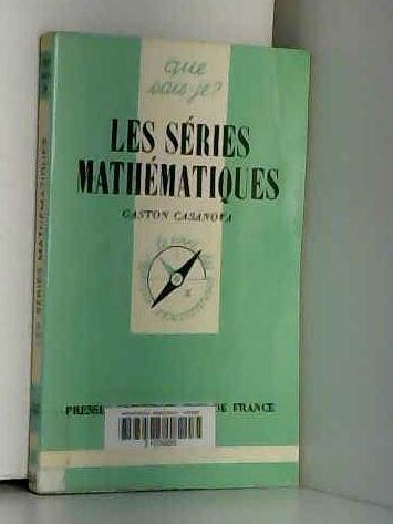 Les series mathematiques