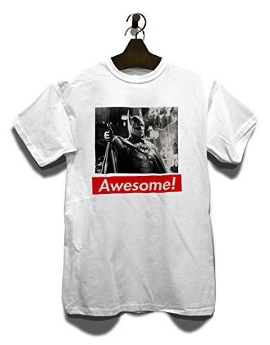 Awesome 11 T-Shirt Weiß