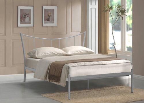 4FT6 DOUBLE ADELINA METAL BED