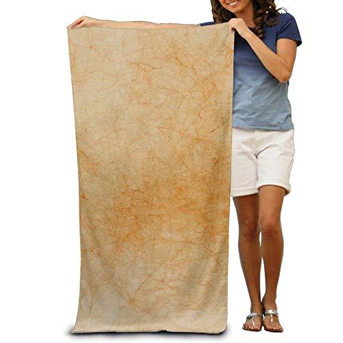 xcvgcxcvasda Badetuch, Soft, Quick Dry, Bath Beach Towel Yellow Marbling Soft 31