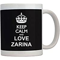 Teeburon Keep calm and love Zarina Taza