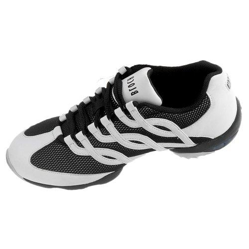 Bloch chaussures de danse 522Twist Blanc - Blanc