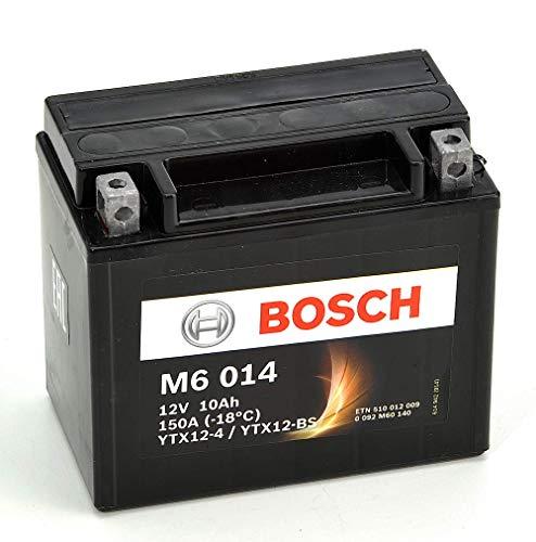 BOSCH Batteria YTX12-BS 12V 12Ah con acido a corredo