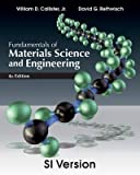 [(Fundamentals of Materials Science and Engineering)] [By (author) William D. Callister ] published on (August, 2012)