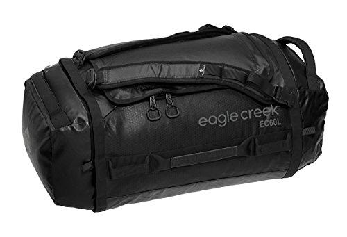 (Eagle Creek Cargo Hauler Duffel ultraleichte Reisetasche mit Rucksacktragegurten Wasserabweisender Backpacker, 60 l)