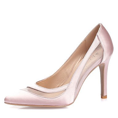 Frauen Fersen Frühling Sommer Herbst Winter Andere Seide Tüll Hochzeit Outdoor Büro & Karriere Party & Abendkleid Casual Stiletto Heel Andere White