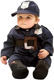 My Other Me Me-203292 Policãa Disfraz de policía bebé 1-2 años Viving 5cf62ae7b1c