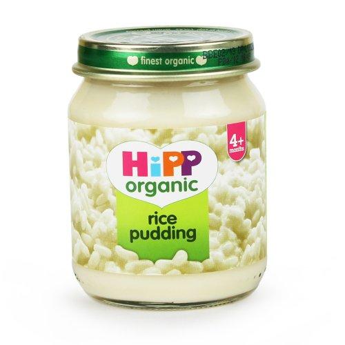 HiPP Organic Rice Pudding 125g