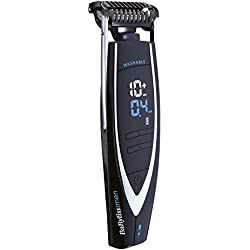 BaByliss For Men - E876E - Tondeuse barbe Digital Control