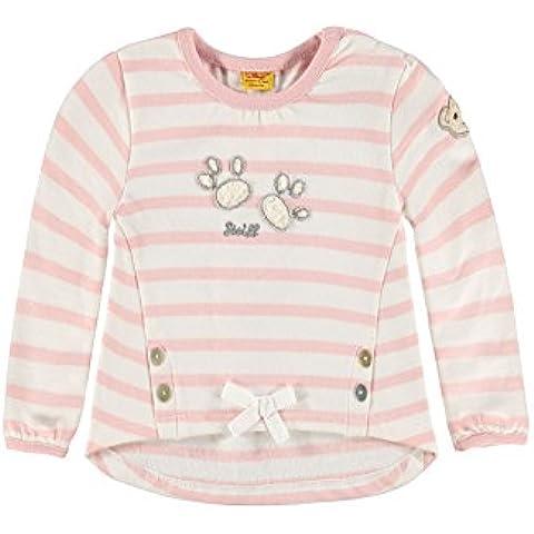 Steiff Sweatshirt 1/1 Arm, Sudadera para Bebés