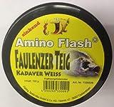 FTM Amino Flash Faulenzer Teig KADAVER - Weiss New 2018 100g Dose