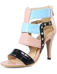 Chanclas Amazon Rojas Y Sandalias Rosa es Zapatos Xwq8X