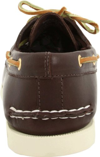 Sperry Sperry A/O 2-Eye Leather sahara 9155240, Chaussures basses femme Marron-V.5