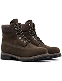 Timberland 6IN Premium BT Olive CA1M47, Boots
