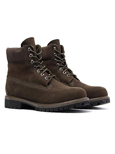 Timberland 6IN Premium BT Olive CA1M47, Boots Vert olive