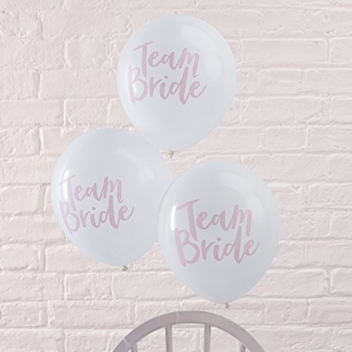 "Luftballons ""Team Bride"""