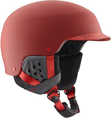 Anon Herren Snowboardhelm Blitz, blaze red, S (55-57), 13264101631