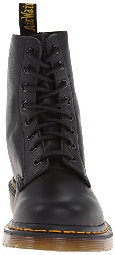 Dr. Martens Pascal, Boots femme Noir (Black Virginia)
