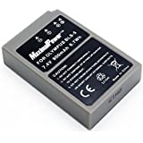 MaximalPower Replacement Battery for Olympus BLS-5/E-P3/E-PL2/E-PL3/E-PM2