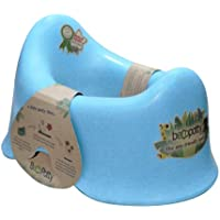 BECOTHINGS Vasino ecologico becopotty blu - Blu Potty
