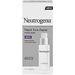 Neutrogena Rapid Tone Repair Moisturizer Night, 1 Ounce