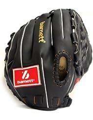 """JL-110 gant de baseball initiation PU infield 11"""", noir"""