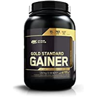 Optimum Nutrition Gold Standard Gainer, Colossal Chocolate, 1.62 kg