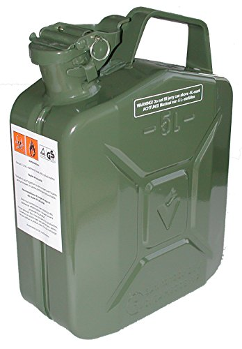 GREENSTAR 10198 F1891 - GARRAFA METALICA (5 L)