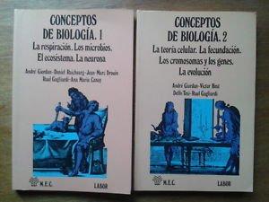 CONCEPTOS DE BIOLOGIA (2 TOMOS)