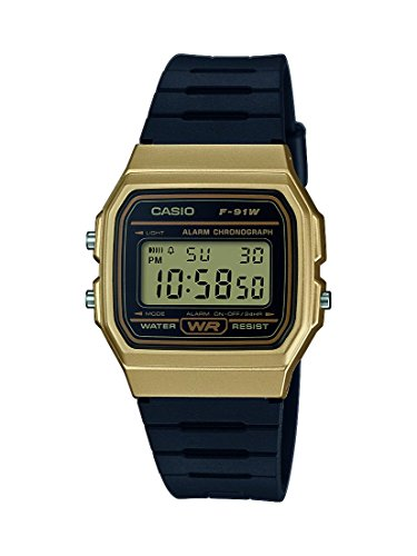 Casio-Collection--Unisex-Digital-Watch-with-Resin-Strap