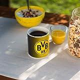 Borussia Dortmund Tasse Punkteverlauf