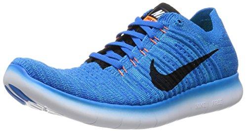nike-free-rn-flyknit-zapatillas-de-running-para-hombre-azul-photo-blue-blk-gmm-bl-ttl-orng-41-eu