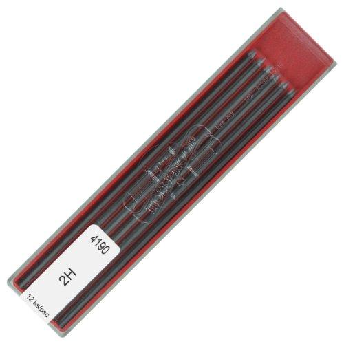 Bleistiftminen - 2 mm - Bleistift Minen - 2H - KOH-I-NOOR Graphitminen