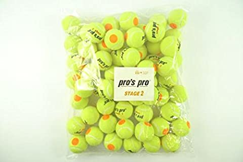 Pros Pro Stage 21960Sac Trainer Balles Tennis Balls