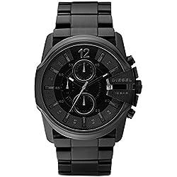 Diesel DZ4180 - Reloj de pulsera para Hombre, negro