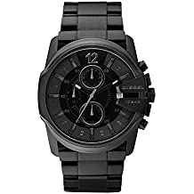 Diesel Analog Black Dial Men's Watch-DZ4180