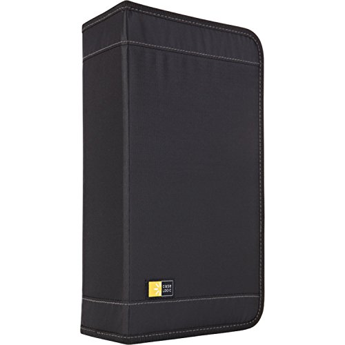 case-logic-cdw92-100-disc-capacity-nylon-cd-wallet
