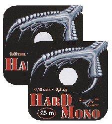 IC Hard Mono 0,40 mm 25 mm - Sänger Schnur